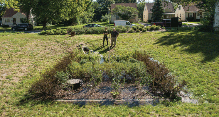 Detroit engages with its community to solve its raw sewage and storm water problem