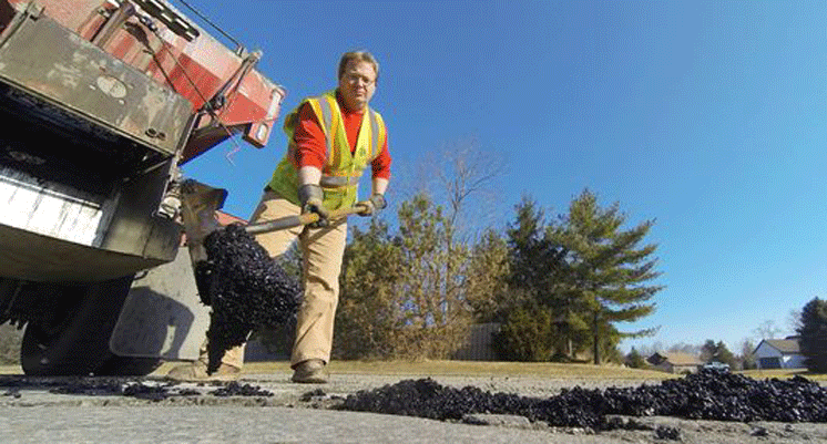 Road commission prepares for 2017 road projects