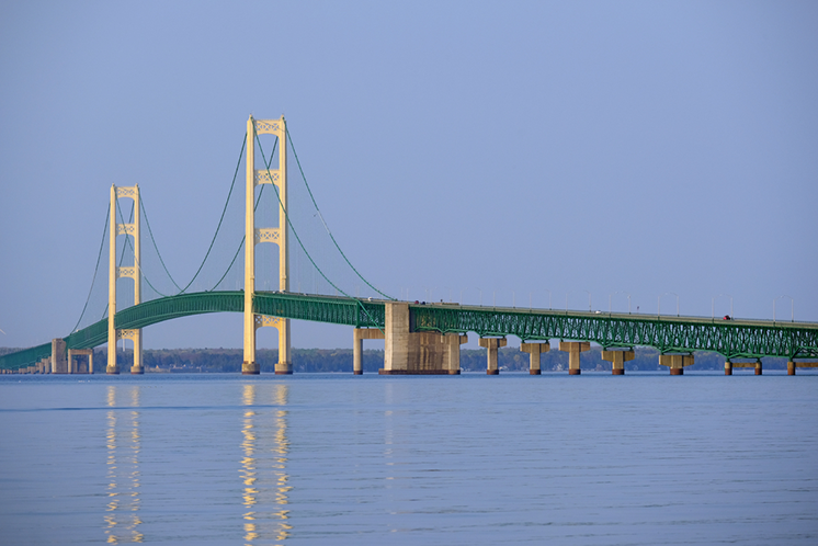 Eastbound US-10 ramp closed at Mackinaw Road over weekend