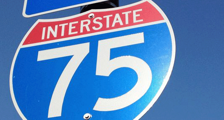 I-75 project about to force new detours south of Detroit