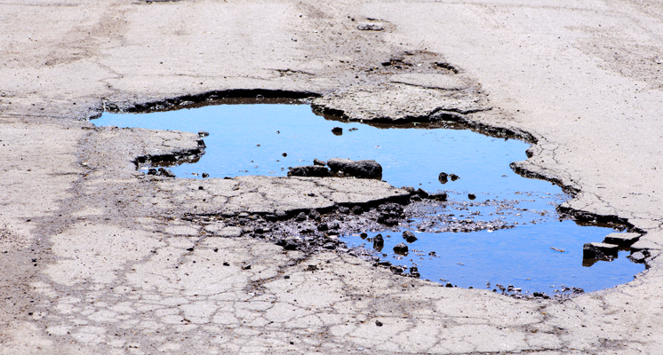 Deteriorating Condition Of Roads An Ongoing Issue In Michigan