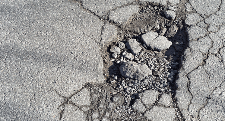 Transportation chairman: Prioritizing state roads a must