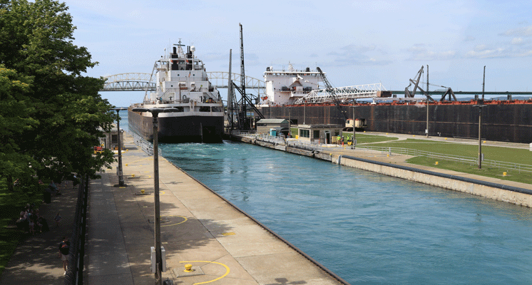 Soo Locks to undergo winter maintenance