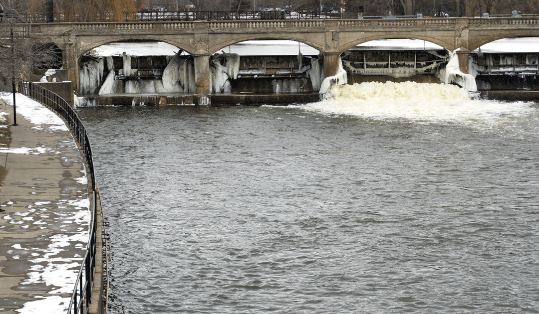 No pending Oroville, but Michigan's aging, crumbling dams pose a risk