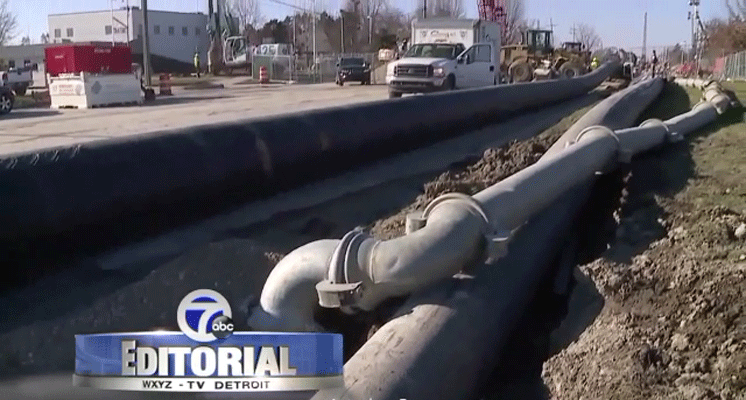 WXYZ Editorial: Fixing our infrastructure will take a coordinated effort