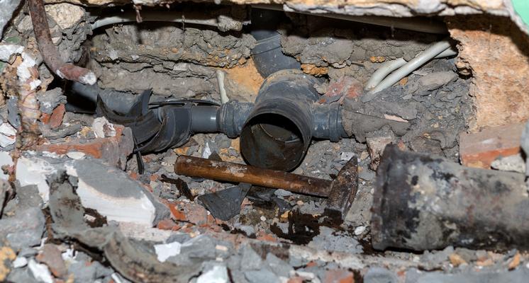 Sewage Backups Prompt St. Clair Shores Class Action Lawsuit