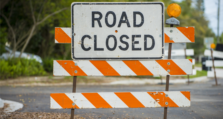 Traffic Alert: Ramp, Lane Closures On I-75 And The Lodge This Weekend