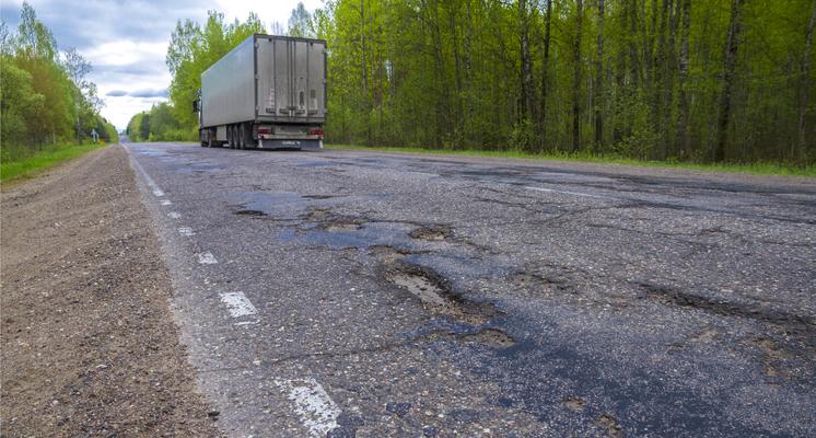 Antrim roads need millions in repairs, report states
