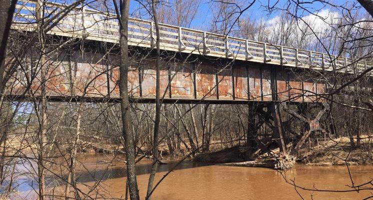ORV trail bridge closed temporarily for $803,000 repair project in Ontonagon County