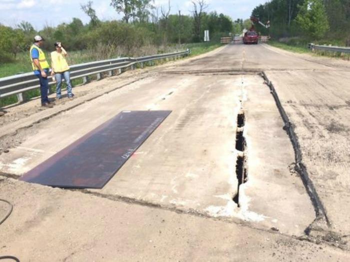 17 county bridges 'deficient'