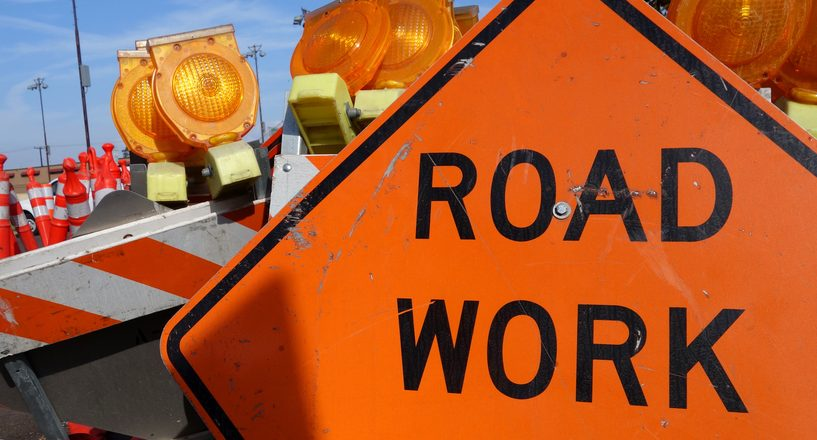 Traffic advisory: I-75 BL paving in St. Ignace this week