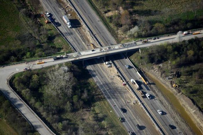 See the latest U.S. 23 construction updates, closures near Ann Arbor