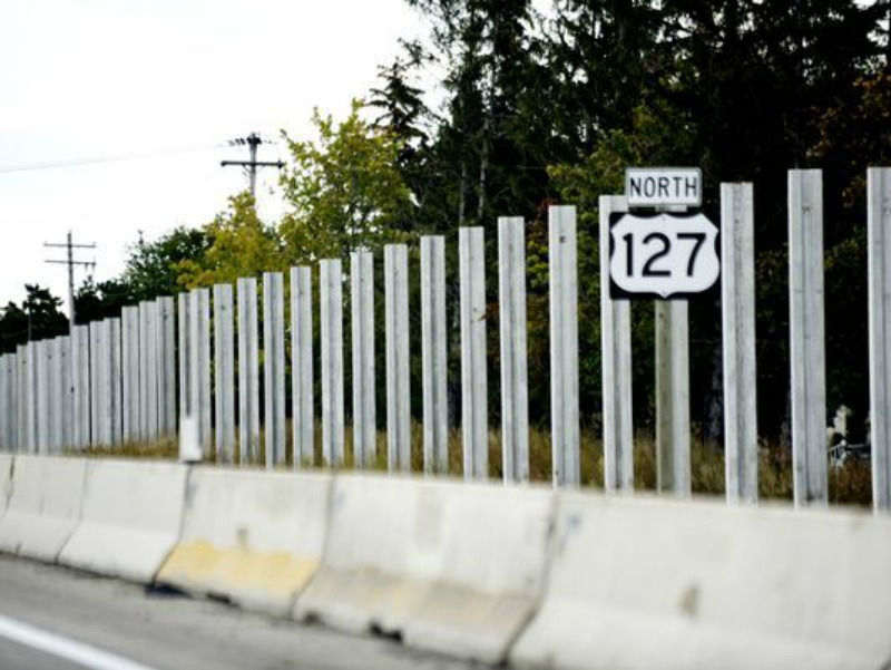 MDOT: Don't expect U.S. 127 sound wall construction until October
