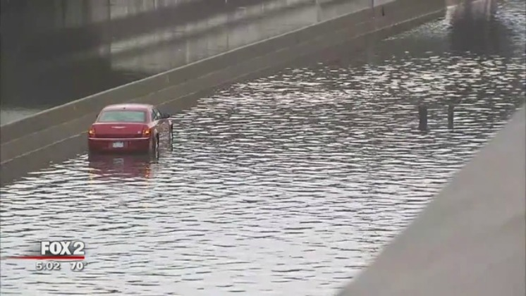 Berkley copes with flooding, city asks for feedback