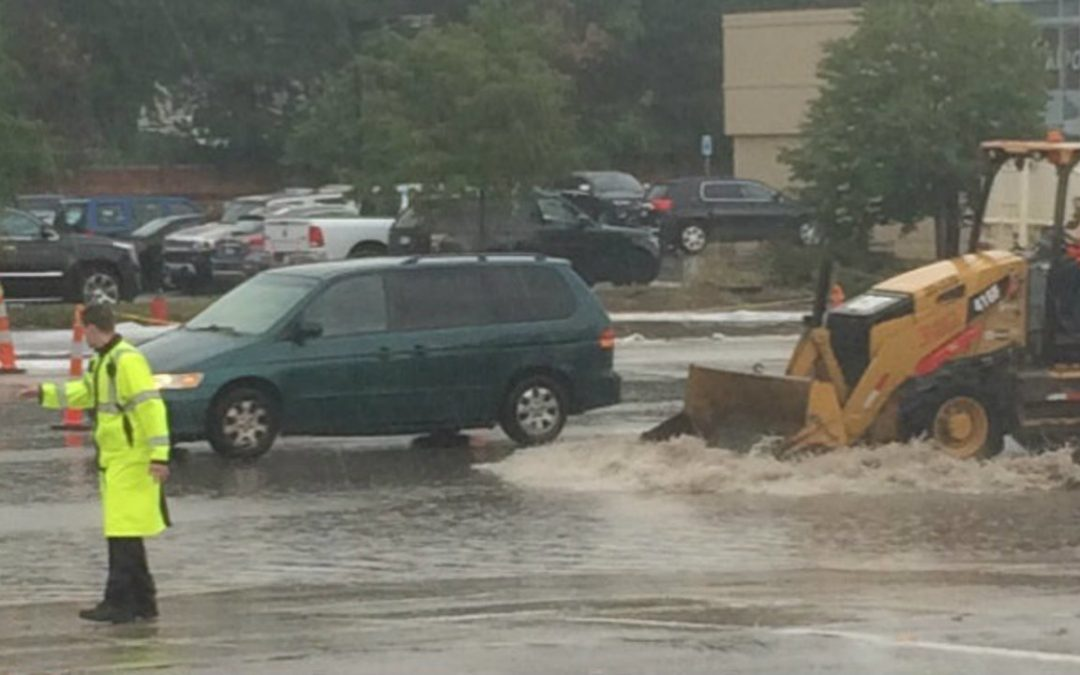 Flood warning issued for parts of Wayne, Macomb, Oakland counties until 12:30 a.m.