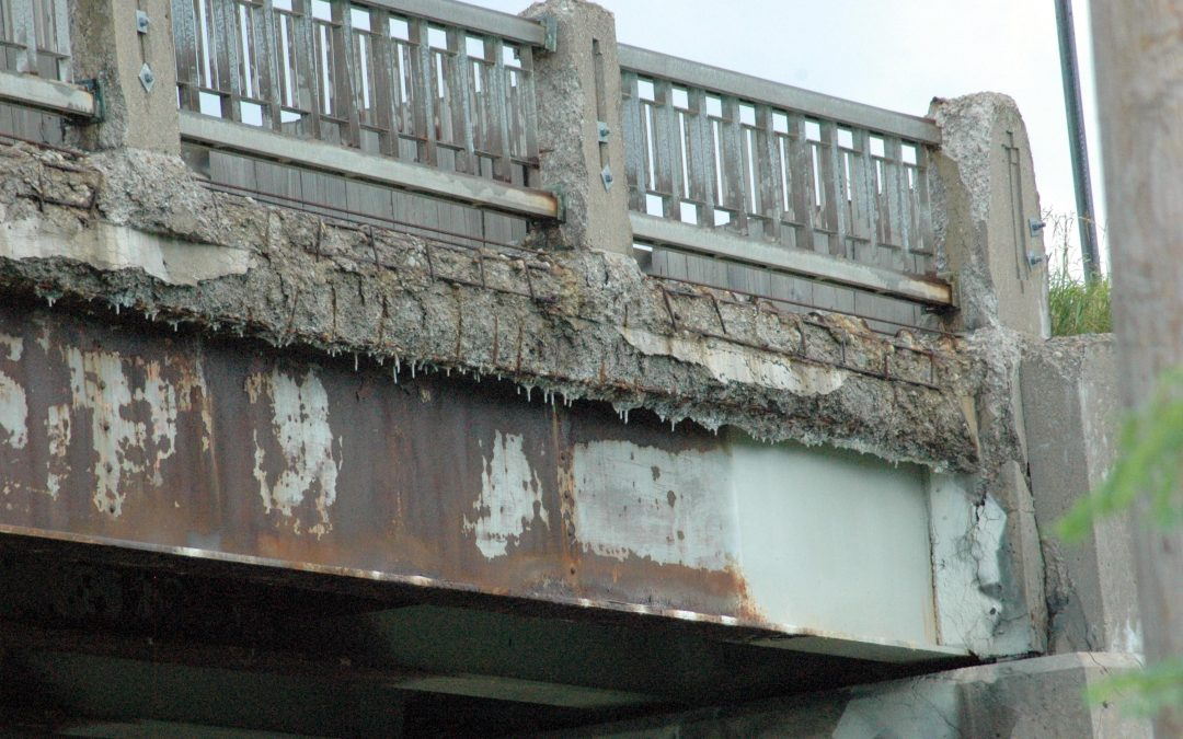 Jackson seeks state funds to repair bridges in city