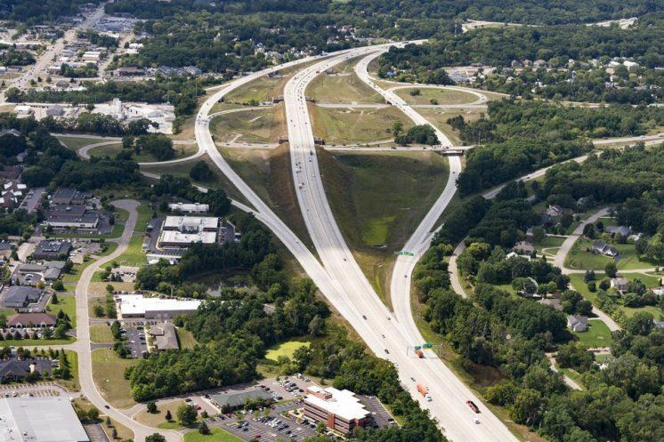 I-96/U.S. 23 interchange project wins national award
