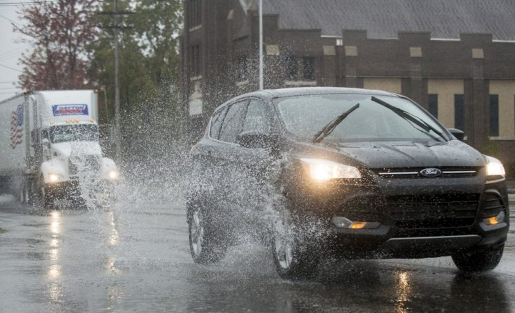 Flooding expected across Mid-Michigan, water over Isabella County roads