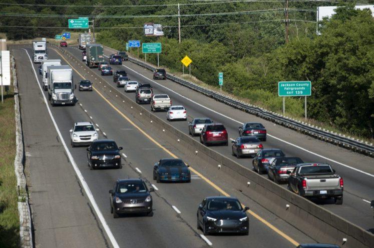 I-94 resurfacing begins Oct. 1 in Jackson County