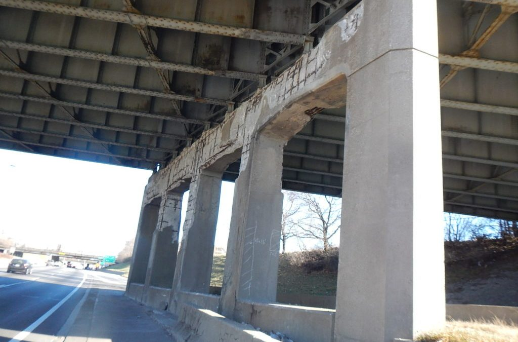 Third Street Over I-94 In Midtown To Be Closed Indefinitely Due To Crumbling Bridge