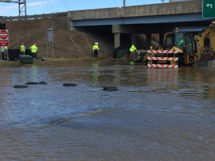 UPDATED: Multiple roads closed due to flooding