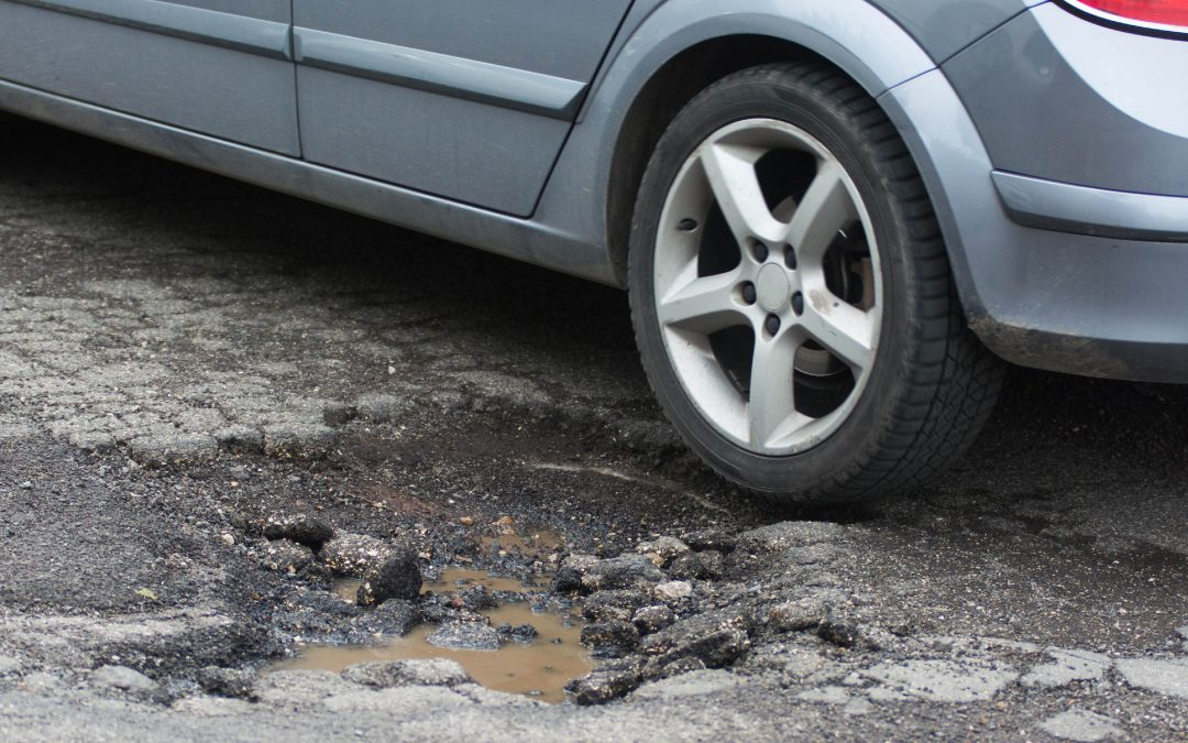 Pothole Problems: Damage they can do to your car