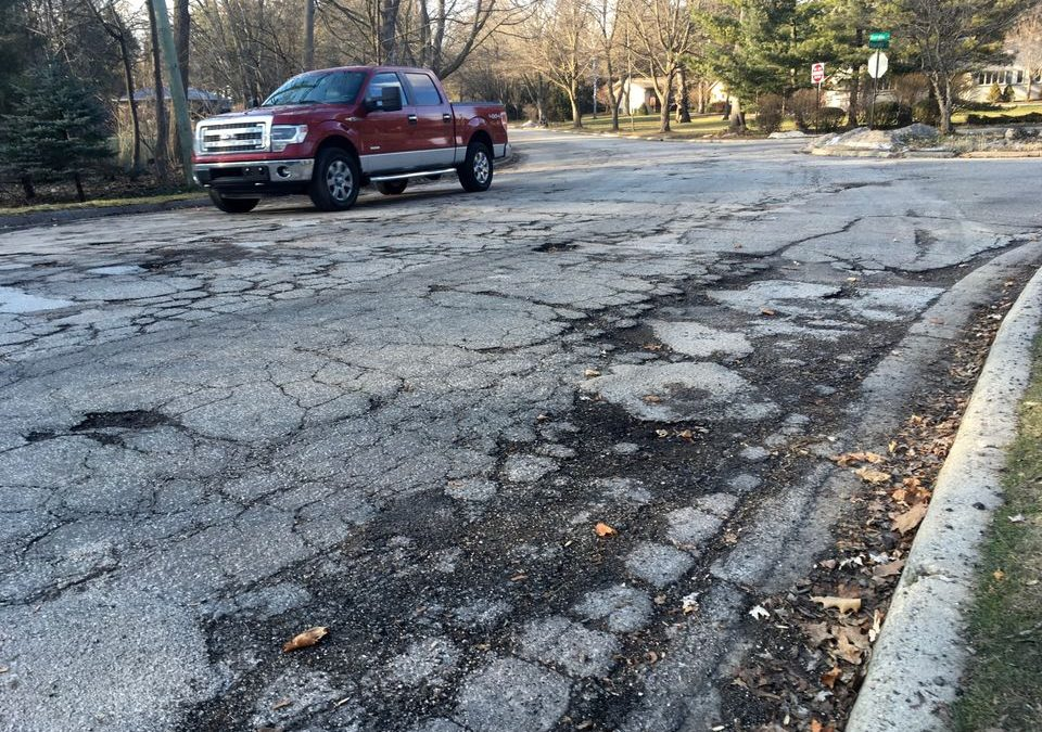 After New Funding in 2015, Road Conditions Still Need Improvement