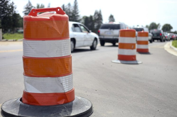 Orange cone season begins next week in Southwest Michigan