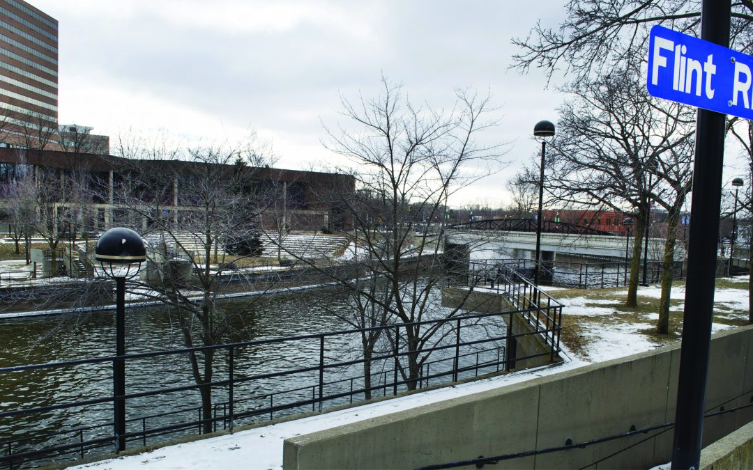 Flint council approves improvements for Kearsley Dam