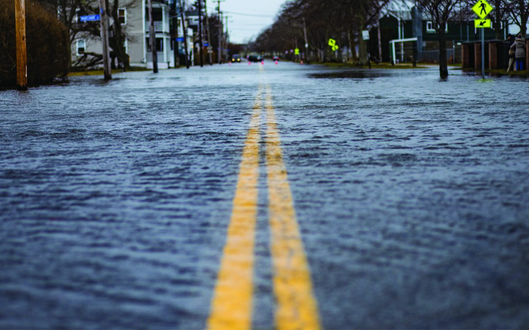 Traverse City Deals with Nonstop Rain, Flooding Issues