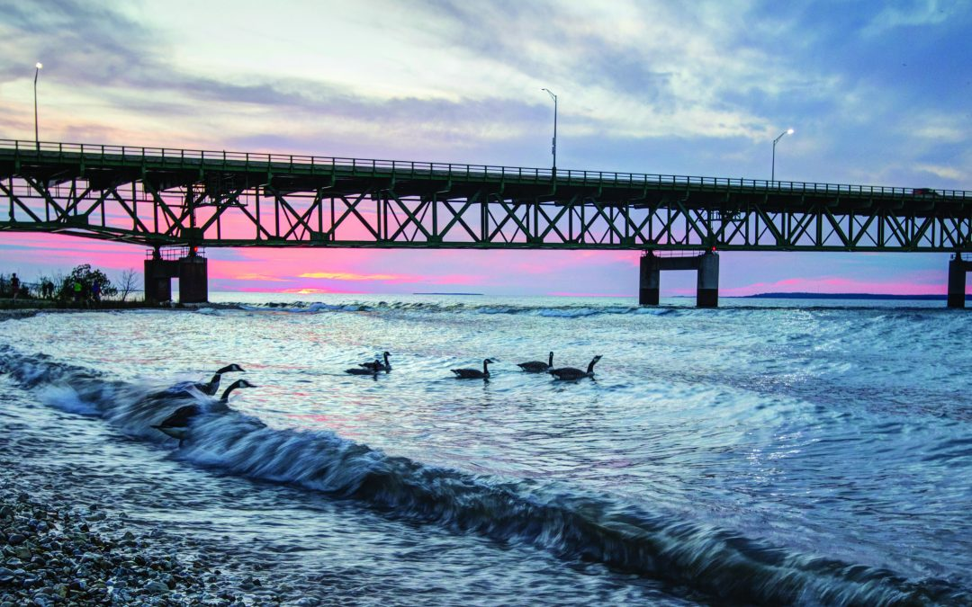 Proposed Line 5 tunnel construction under Mackinac Straits could take 7 years