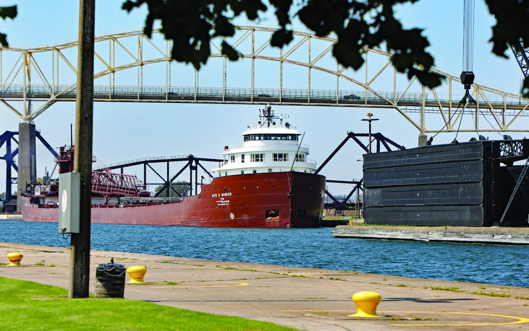 Synder pledges $50M for Soo Locks upgrade