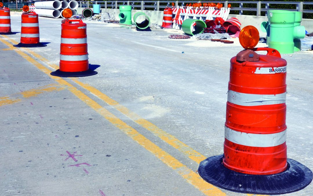 Rose Street reconstruction project closes next section downtown