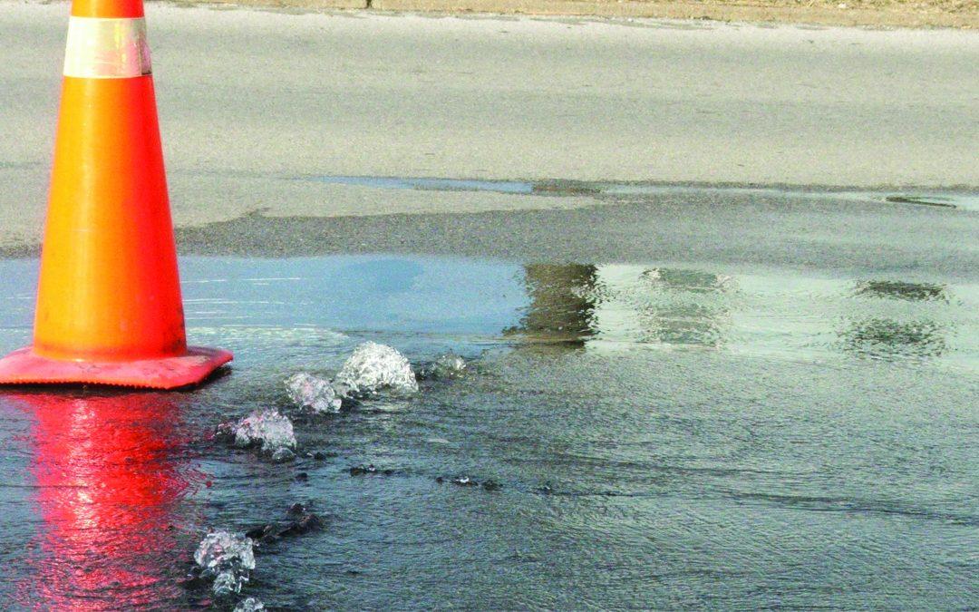 Ishpeming water infrastructure construction update