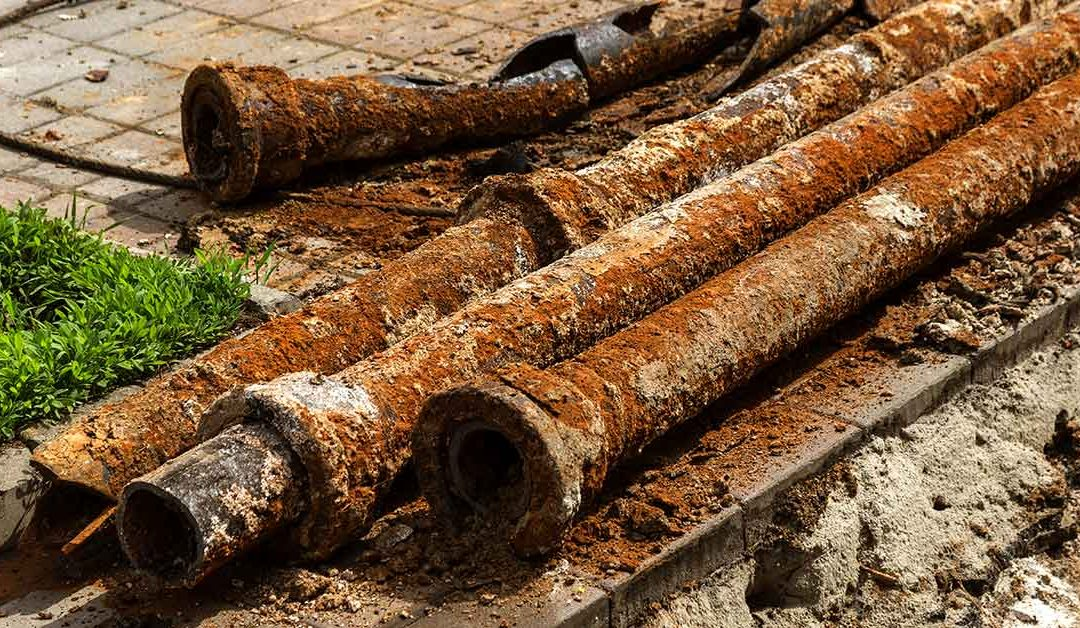Michigan's underground infrastructure is out of sight, but should be on our minds