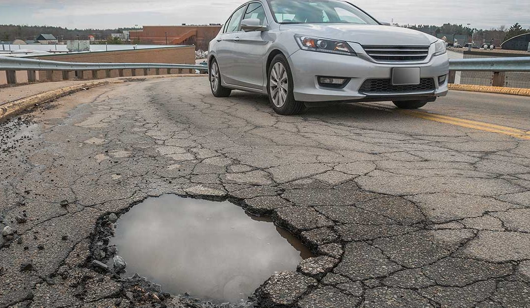 Editorial: Fill potholes with new online sales tax