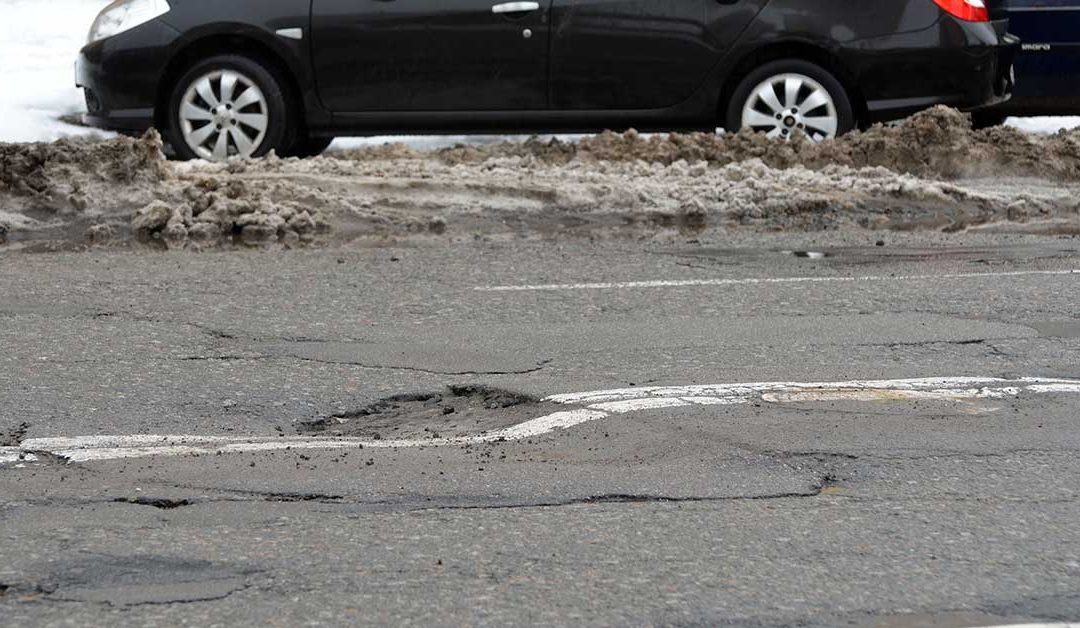 $17.8 million in federal road dollars coming Oakland County's way in 2022