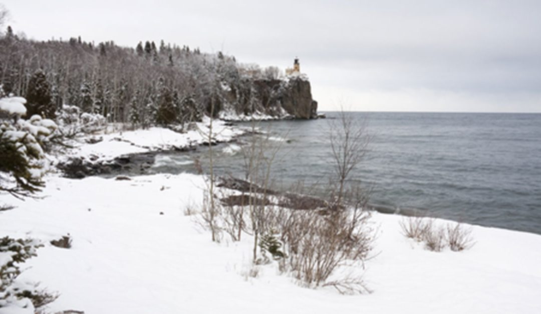 Lake Superior shoreline communities participate in Great Lakes One? Water Partnership