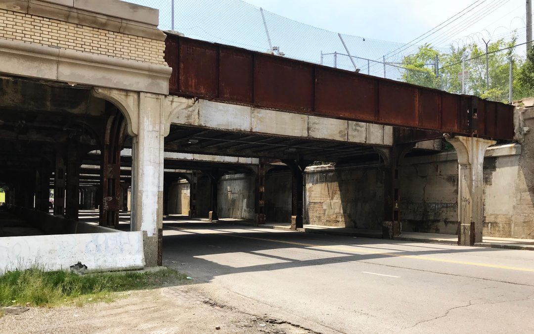 Michigan ranks #11 out of 50 states for high number of structurally deficient bridges