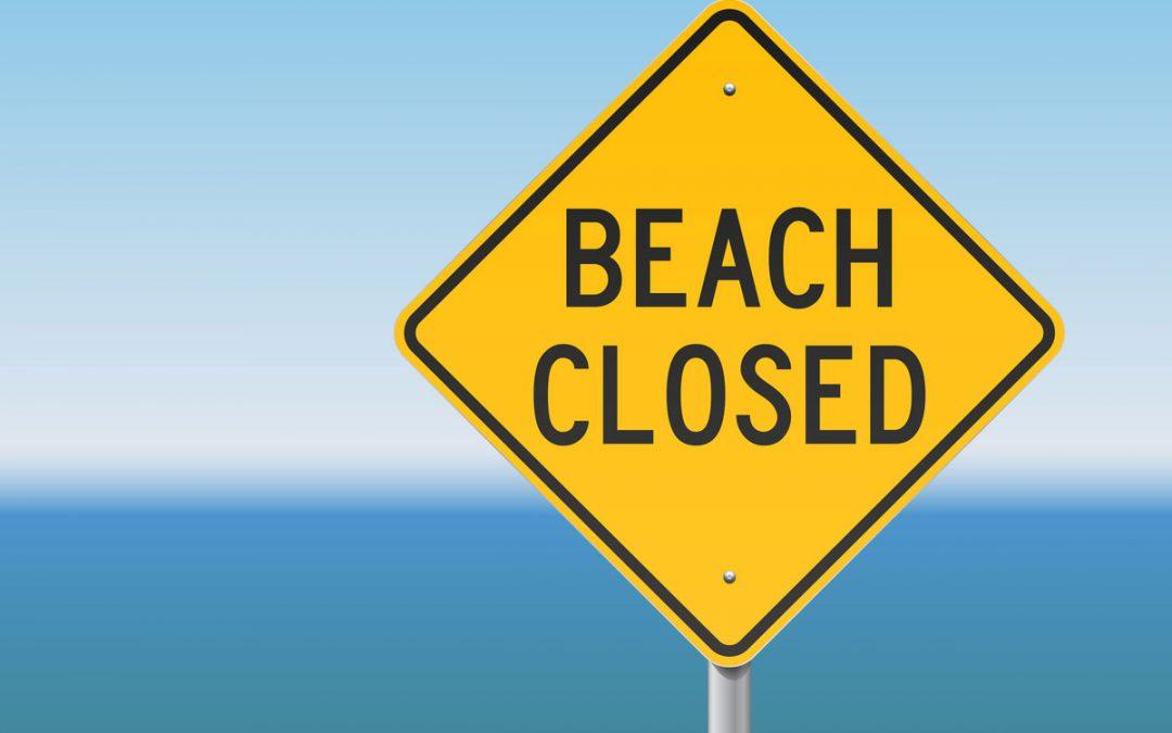 High bacteria level closes South Linwood Beach on Saginaw Bay