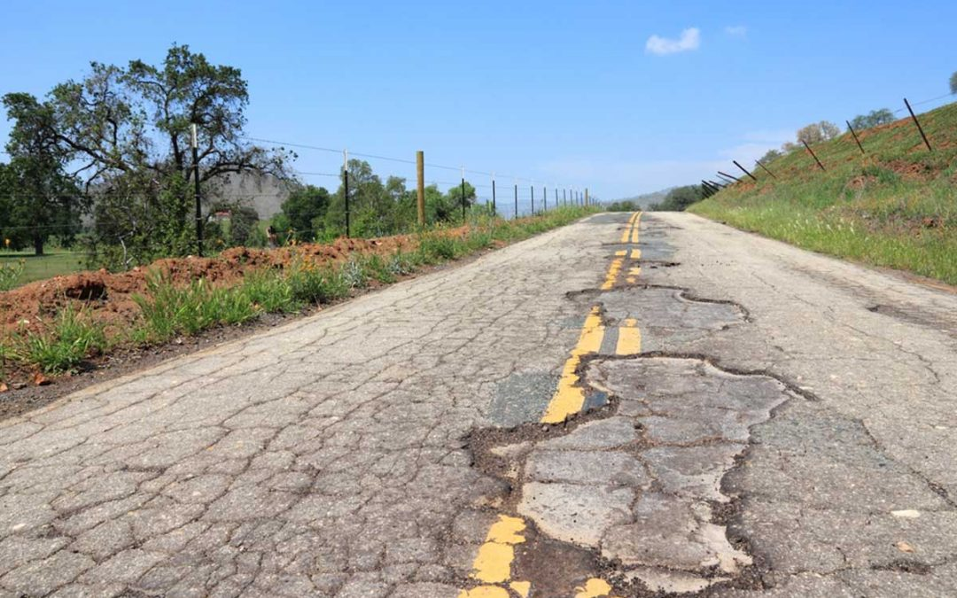 Michigan residents frustrated with lack of progress toward fixing roads