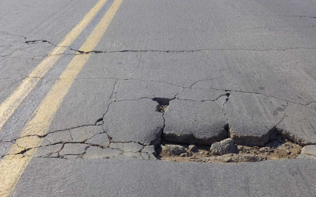 Michigan residents speak up about terrible road conditions: 'It's time to get them fixed'