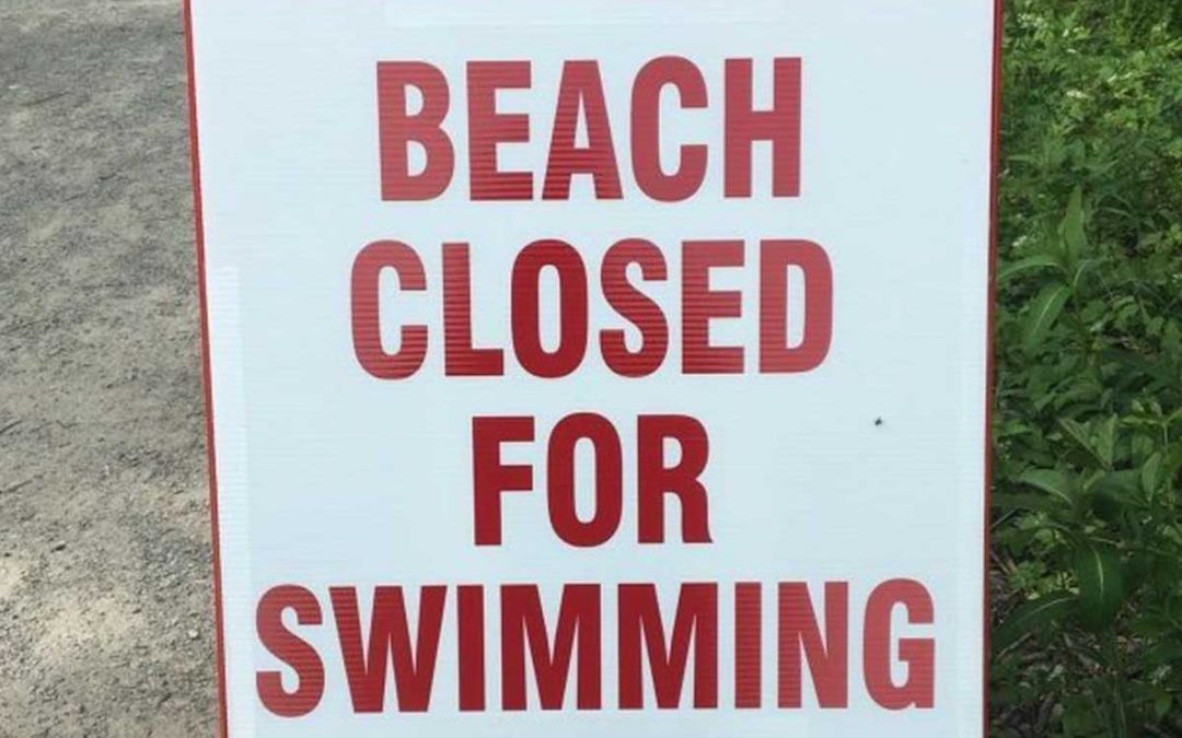 New beach closures have been issued in Mid-Michigan due to contamination