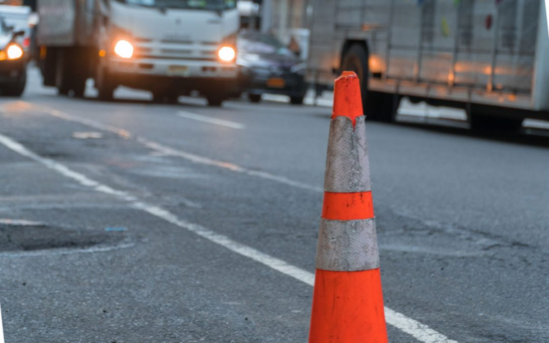 Report: State's road conditions worsening