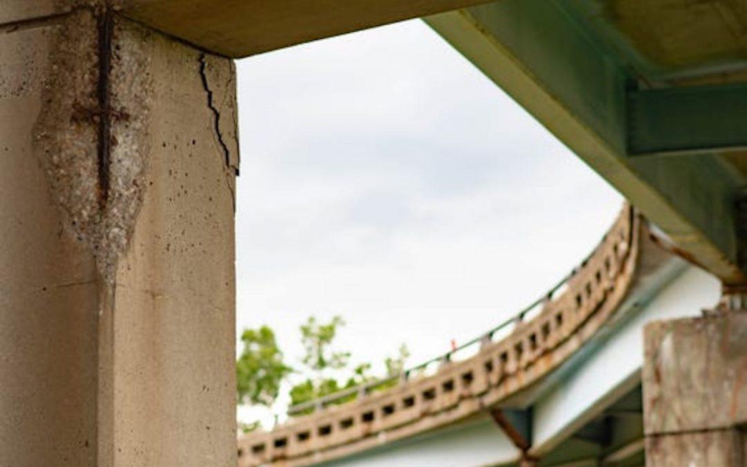 Bridges becoming safety hazards