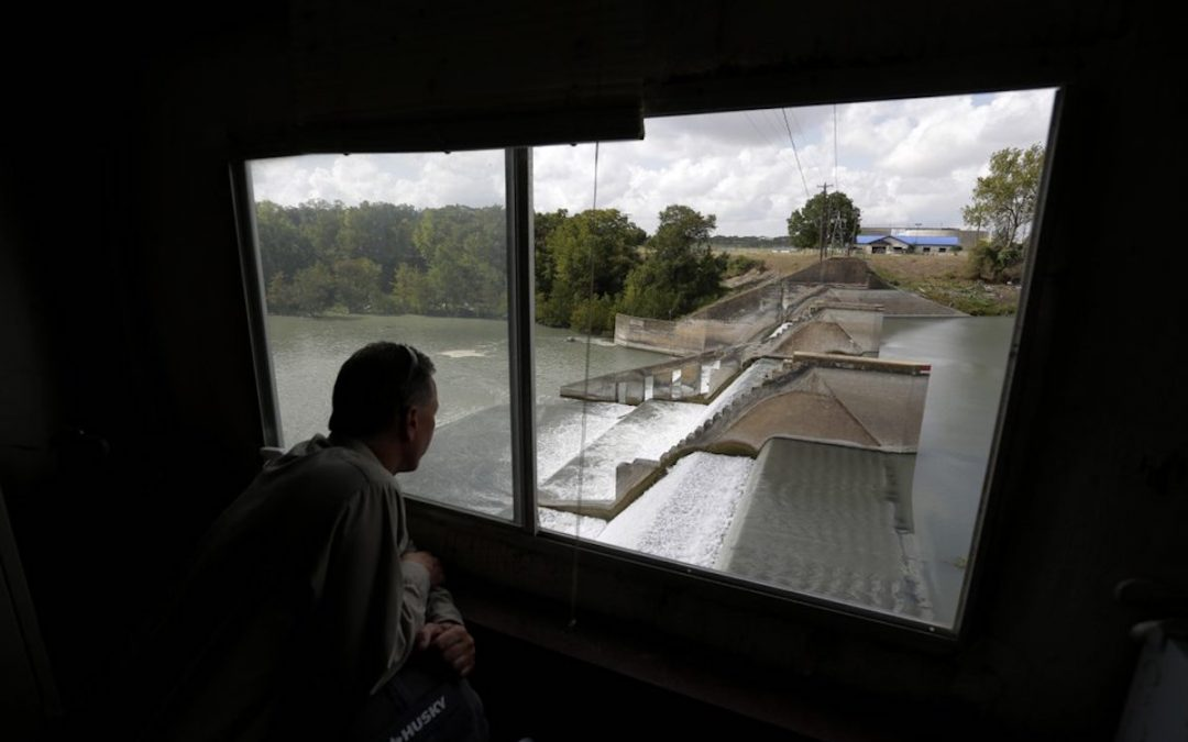 At least 1,680 dams across the US pose potential risk