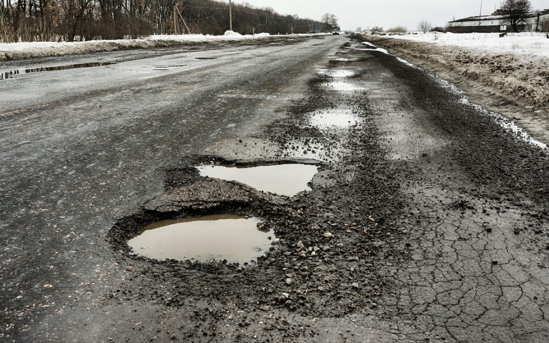 Terrible, deep and scary: Weather is a factor in Michigan's pothole problem