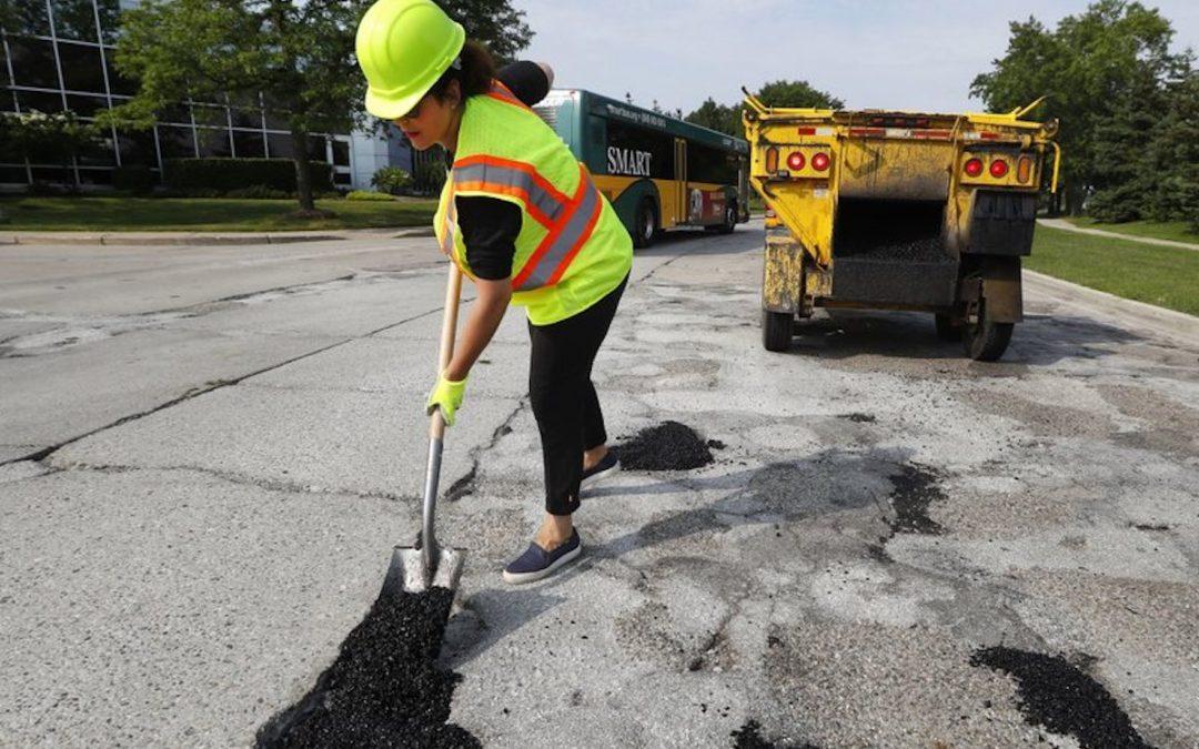 Whitmer prepares road 'triage' plan that may trim $2.5B ask