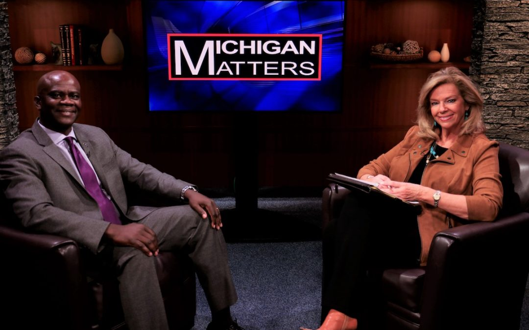Michigan Matters: Fixing Michigan's Crumbling Roads