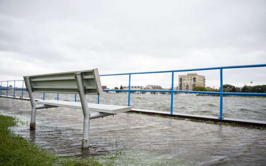 Rain sends partially-treated sewage from Saginaw, Bay City into Saginaw River